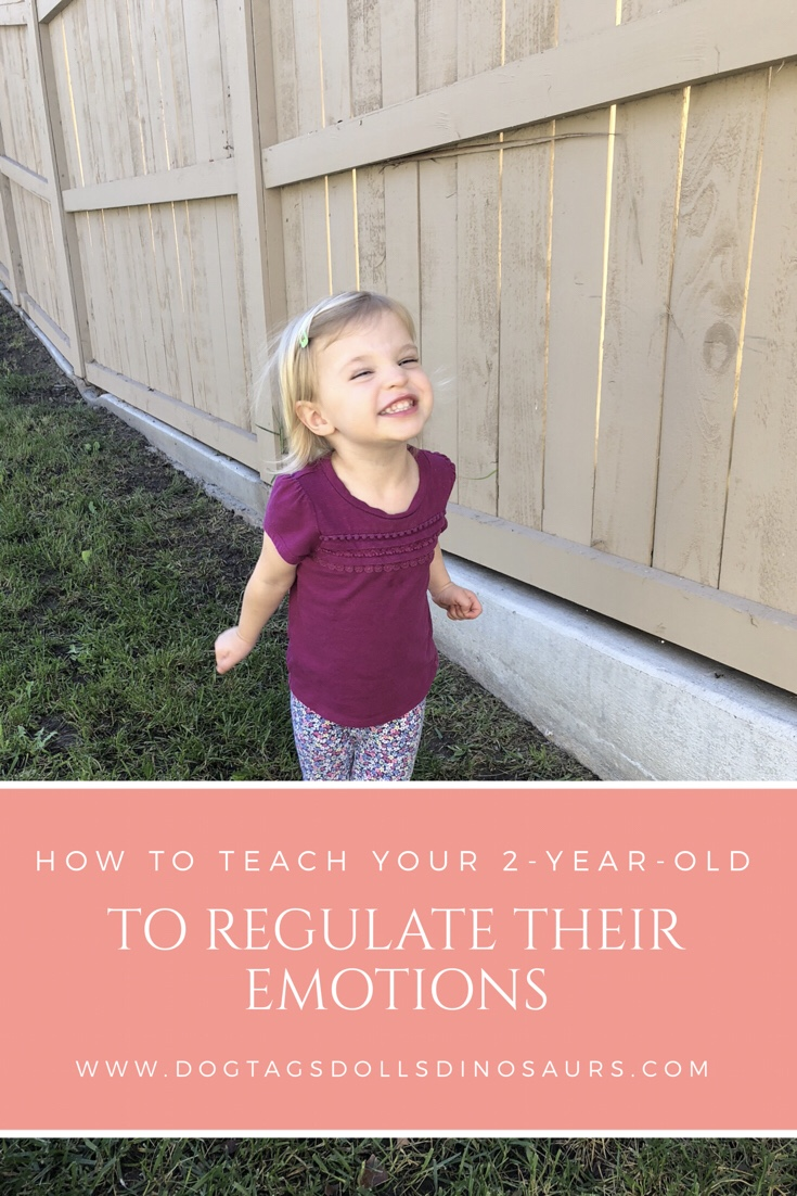 How to Teach Your 2-year-old to Regulate TheirEmotions
