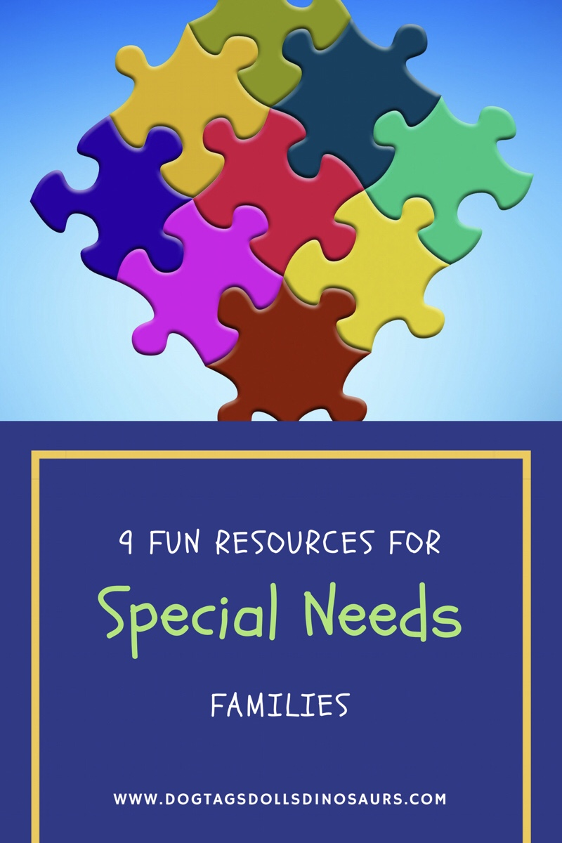 9 Fun Resources for Special Needs Families