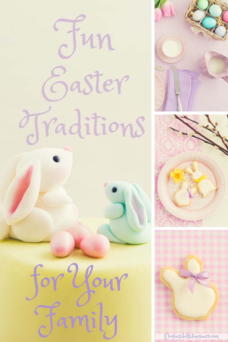 Fun Easter Traditions to Start with Your Family