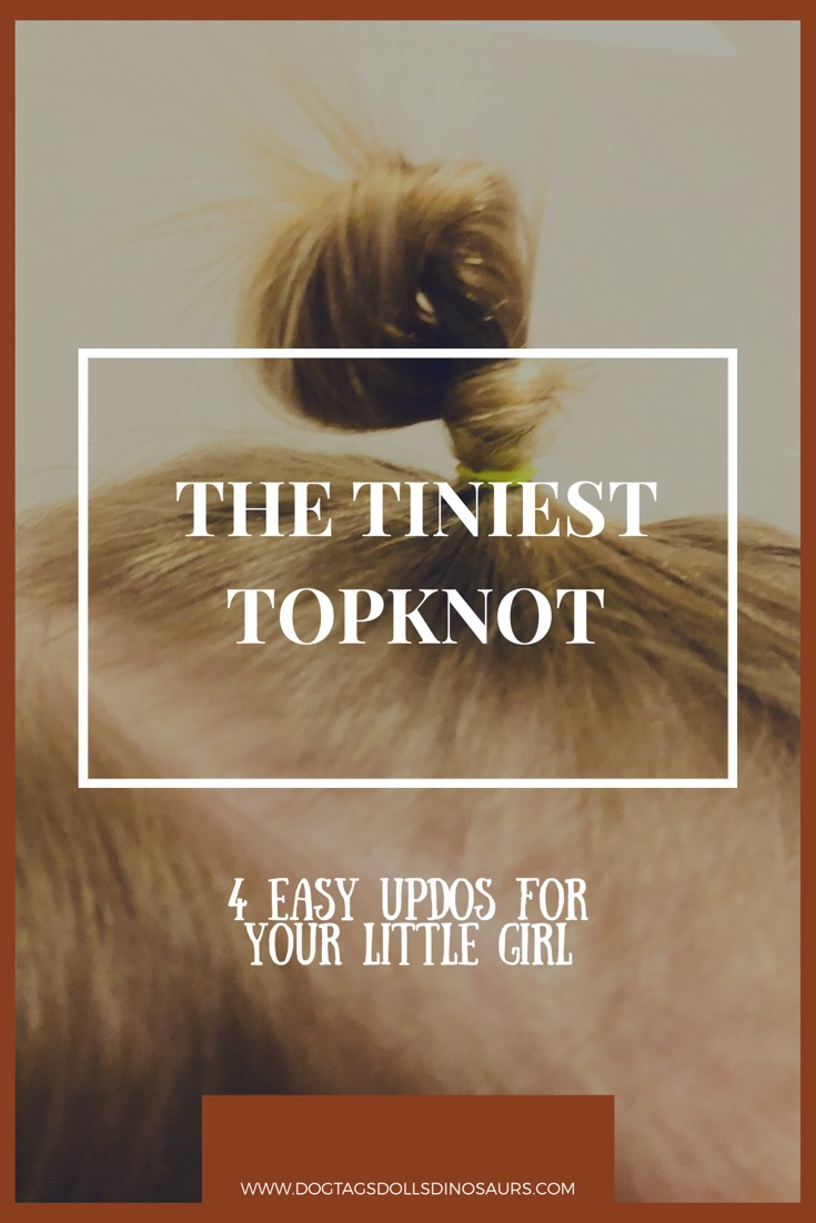 The Tiniest Topknot