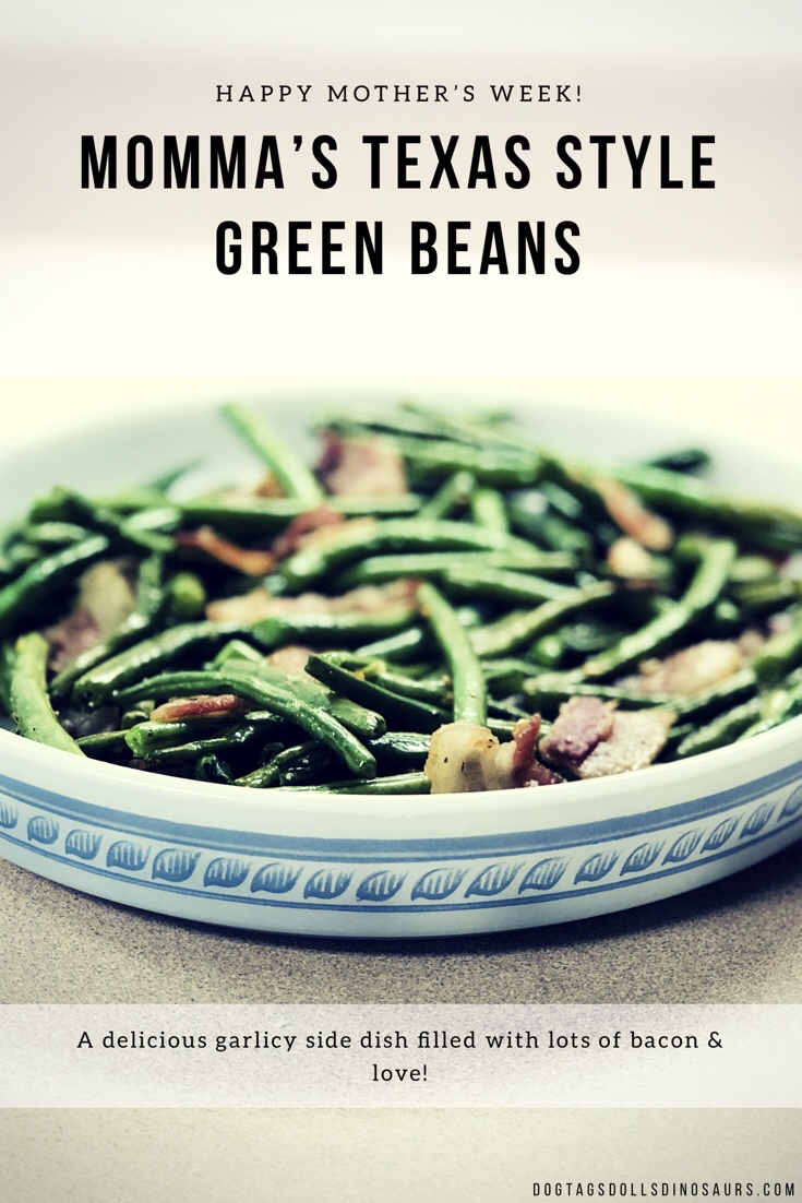 Momma's Texas Style GreenBeans