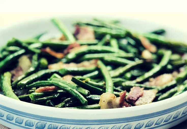 Momma's Texas Style Green Beans