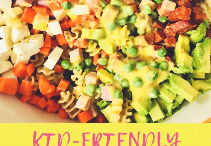 Kid-Friendly Pasta Salad