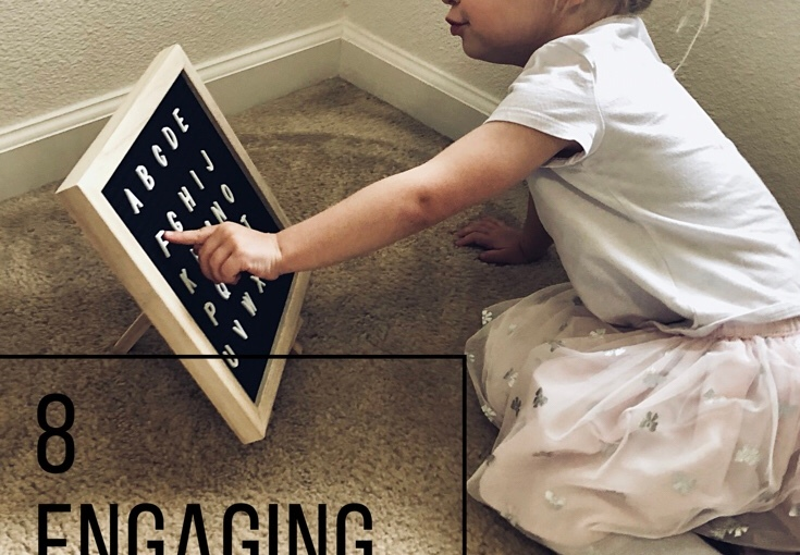 8 Engaging Ways to Teach Your Child the Alphabet
