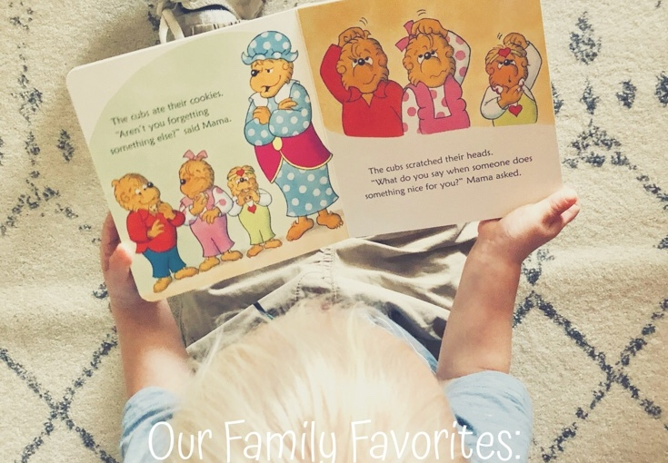 Our Family Favorites: 17 Children's Books Your Littles Will Love