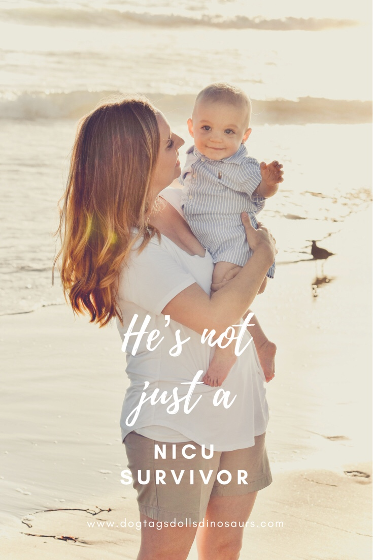 He's Not Just a NICU Survivor